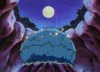 Clefairy y la roca lunar