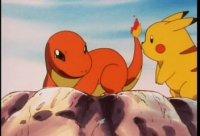 Charmander, el Pokémon abandonado