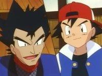 El duelo Pokémon ninja