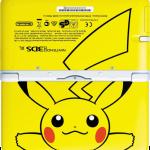 ¡Chile puede tener en sus manos versión limitada de Nintendo 3DS XL de Pikachu!