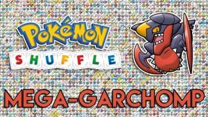 Nueva actualización de Pokémon Shuffle: ¡Competencia de Mega Garchomp y stages especiales de los Regis!