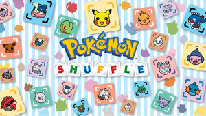 Actualización Pokémon Shuffle: Zygarde 10% + Nuevo Safari + Pokémon del día #2