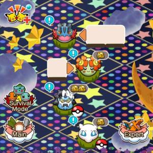Actualización Pokémon Shuffle: Bellossom + Thundurus + Competencia de Mega Swampert