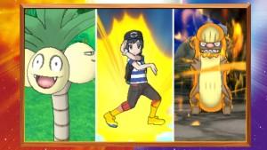 Nuevos Pokémon y Aspectos de Pokémon Sol y Luna Revelados