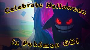 Evento de Noche de Brujas en Pokémon GO