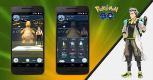 Pokémon GO: Actualizaciones en los gimnasios