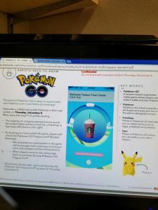 Pokémon GO por liberar la segunda generación el 8 de diciembre