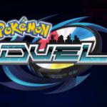 ¡Nuevo juego móvil, Pokémon Duel, ya está disponible!