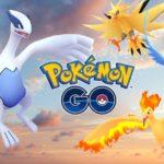 ¡Los Pokémon legendarios se avecinan a Pokémon GO!