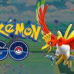 Hoy regresa Ho-Oh a Pokémon GO