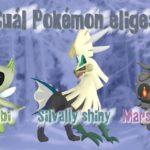 ¡Vota por tu siguiente Pokémon de evento para esta navidad!
