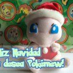 Feliz navidad les desea Pokémew