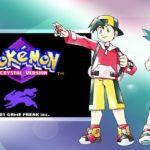 Pokémon Cristal ha salido para la Consola Virtual de Nintendo 3DS