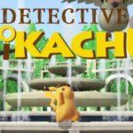 Detective Pikachu saldrá a la venta en marzo