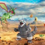 Más Pokémon de Hoenn han empezado a salir en Pokémon GO