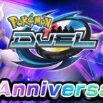 Pokémon Duel celebra su primer aniversario con regalos