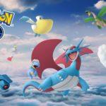 Más Pokémon, incluyendo Rayquaza, llegan a Pokémon GO