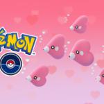 ¡Llega el segundo evento de San Valentín a Pokémon GO!