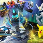 Llega nueva actualización en Pokémon Duel