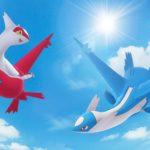 Latios y Latias han sido liberados en Pokémon GO
