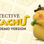 Liberan Demo gratuito de Detective Pikachu en la eShop