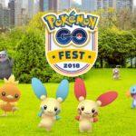 Boletos para asistir al Pokémon GO Fest 2018 ya en venta