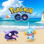 Hoy Comienza el Festival de Agua 2018 en Pokémon GO