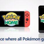 Pokémon Home llegará en Febrero 2020