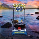Mudkip será el próximo Pokémon del Día de la Comunidad