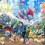 ¡Feliz Pokéaniversario Pokémon GO!