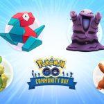 ¡Día de la comunidad del mes de Septiembre y Octubre en Pokémon GO!