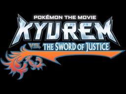 Kyurem VS el Espadachín Místico (Kyurem VS The Sword of Justice)